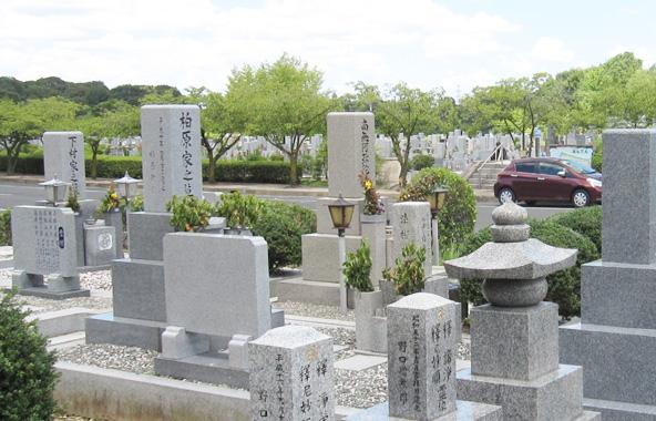 貝塚市営 貝塚市公園墓地