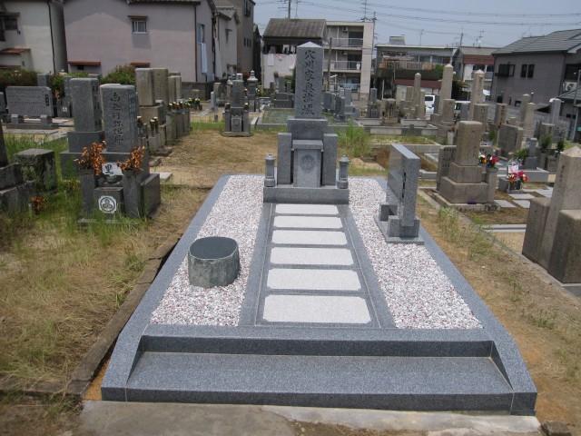 施工例3㎡以上2-34 堺市西区 草部横坂墓地