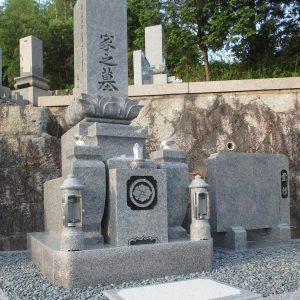 先週完成させていただいた石碑です。