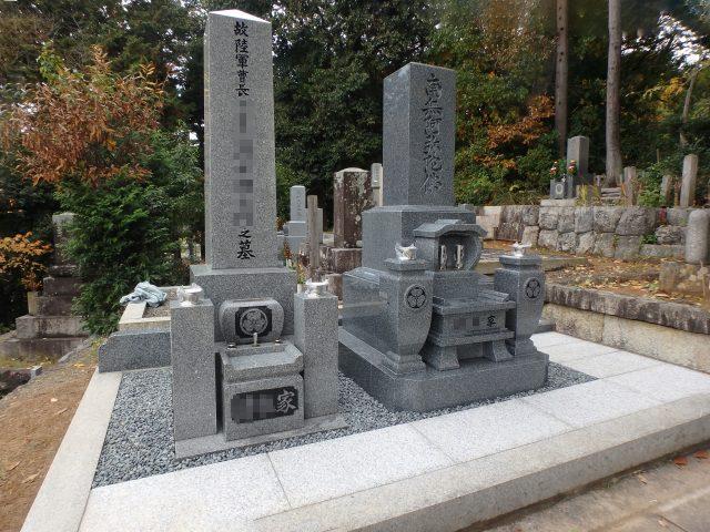 施工例3㎡以上2-42 長浜市 村墓地