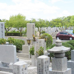堺市霊園 鉢ヶ峰29年度 使用者募集が始まります。