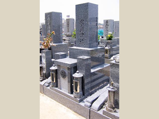 施工例3㎡未満1-3 さやま聖地霊園