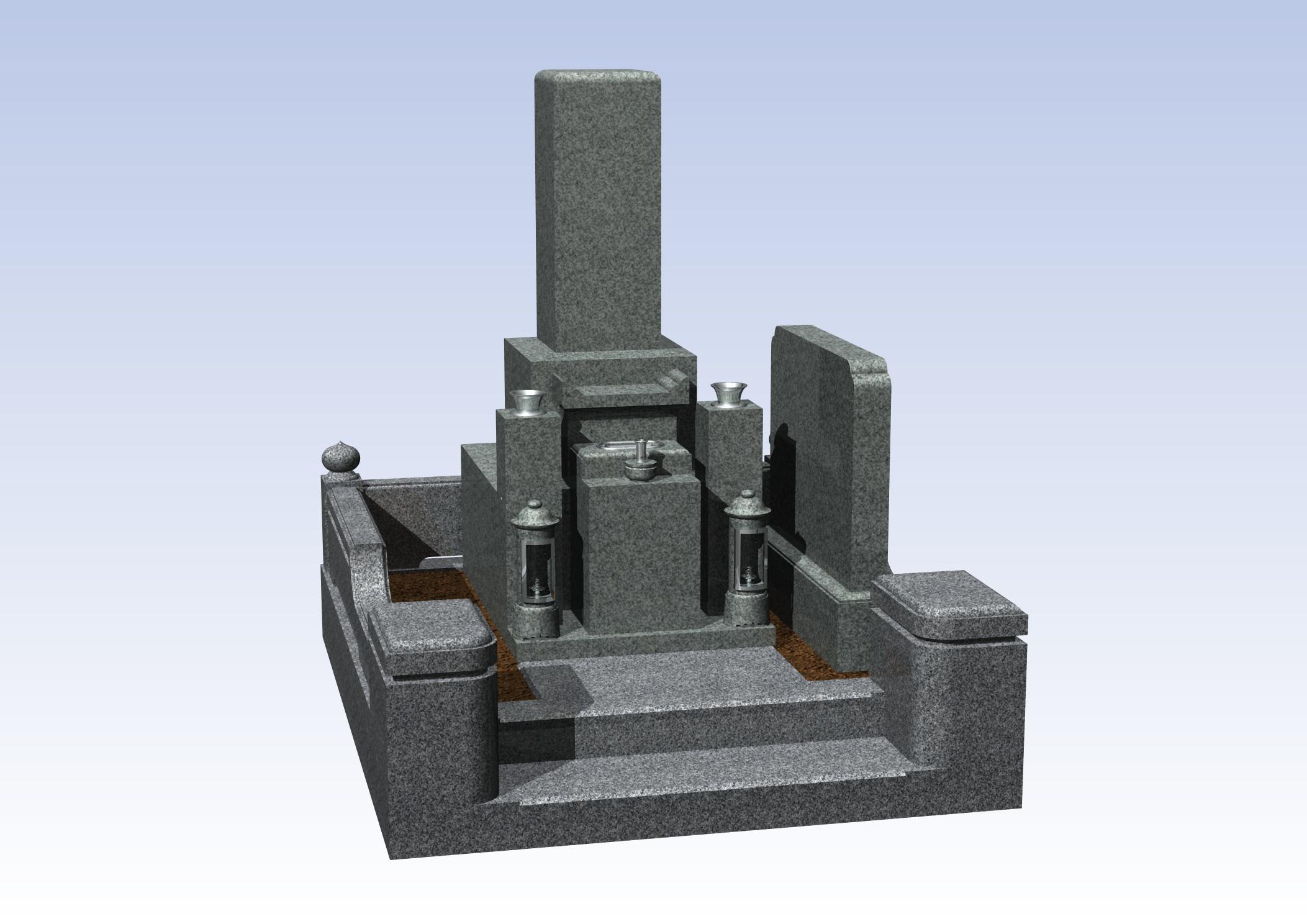 リフォーム5-1 大阪市住吉区 松宝寺墓地の詳細画像1