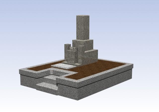 お墓のリフォーム・建て替え 草部横坂墓地