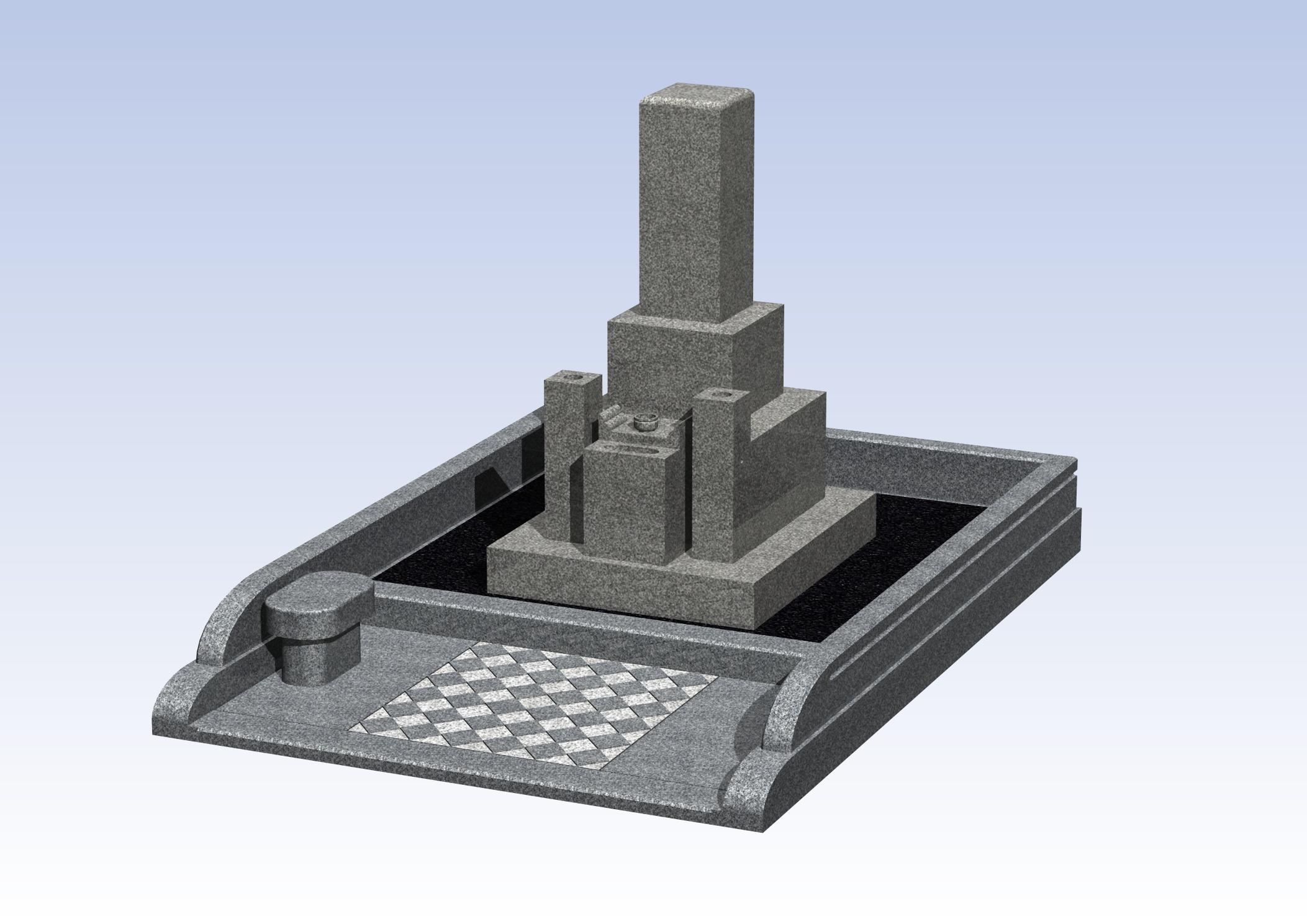 リフォーム5-4 堺市 家原寺墓地の詳細画像1