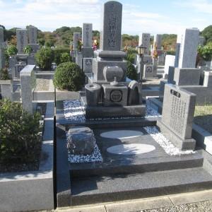 和歌山の寺院墓地よりお墓をお引っ越しされたお客様。