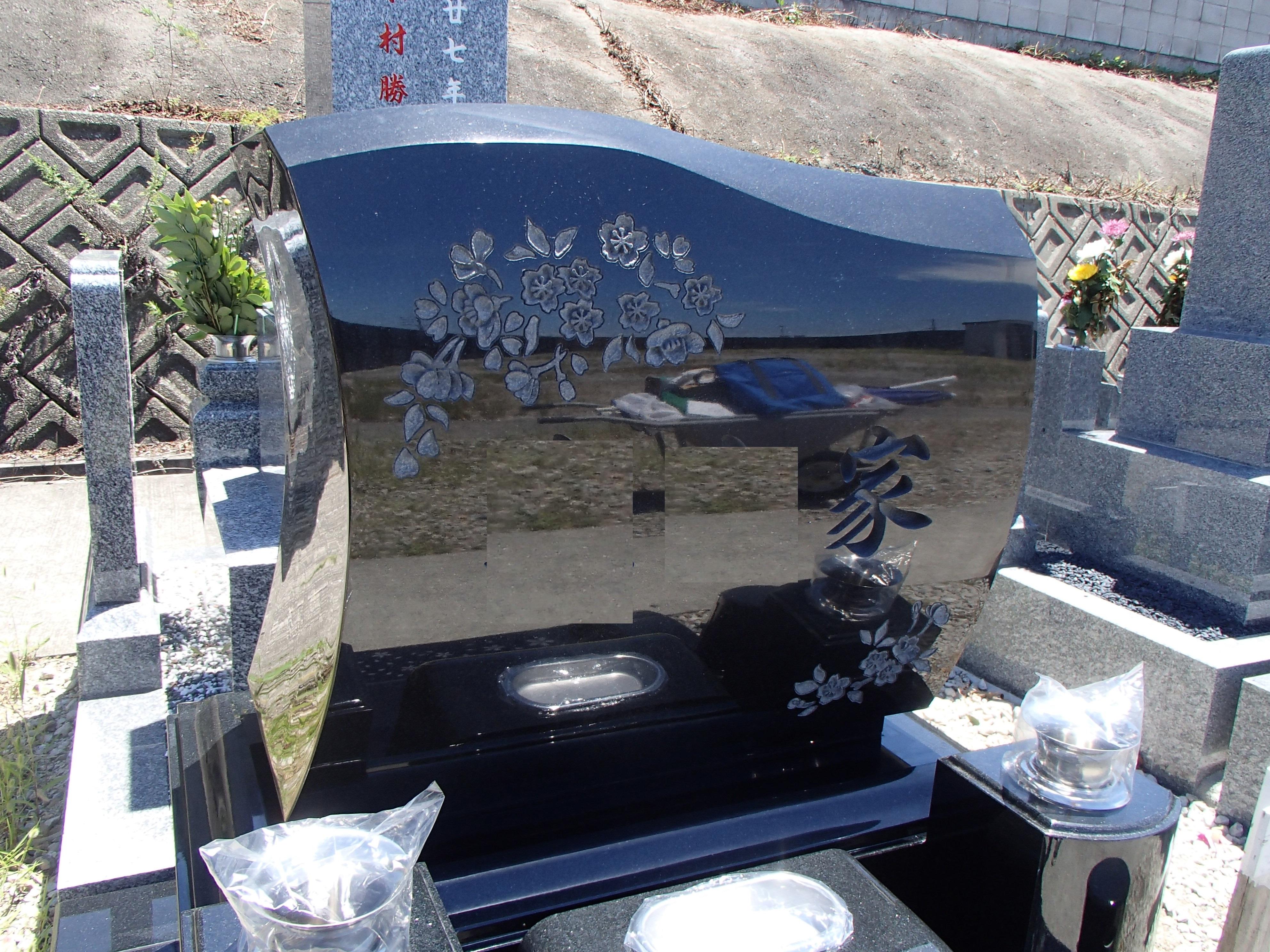 施工例洋型デザイン3-26 和泉市 信太山霊園の詳細画像2