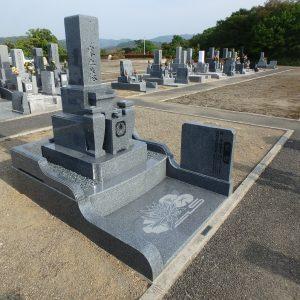 岸和田市 流木墓苑の秋の使用者募集が始まっています。