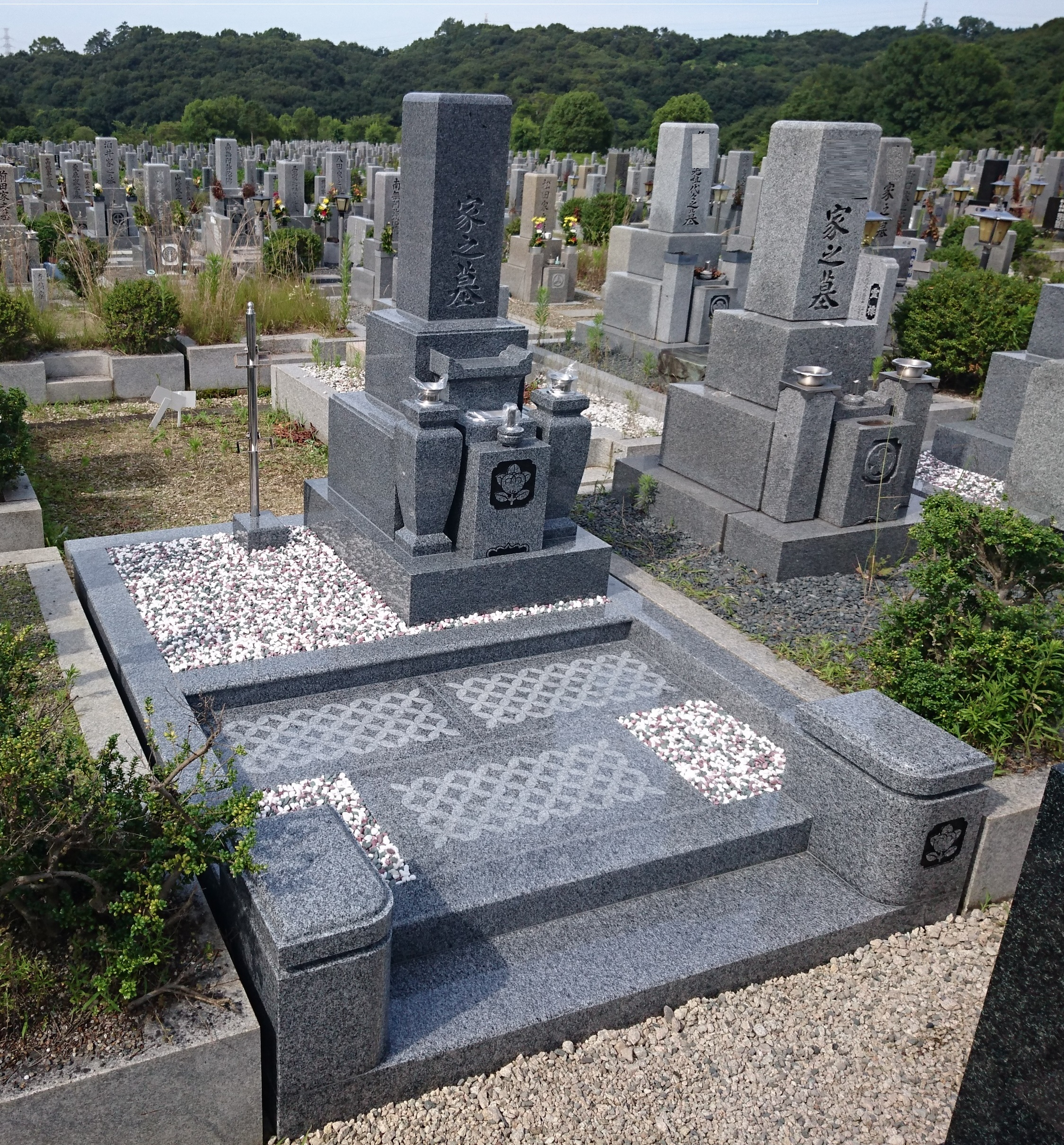 施工例3㎡以上2-39 堺市霊園鉢ヶ峰