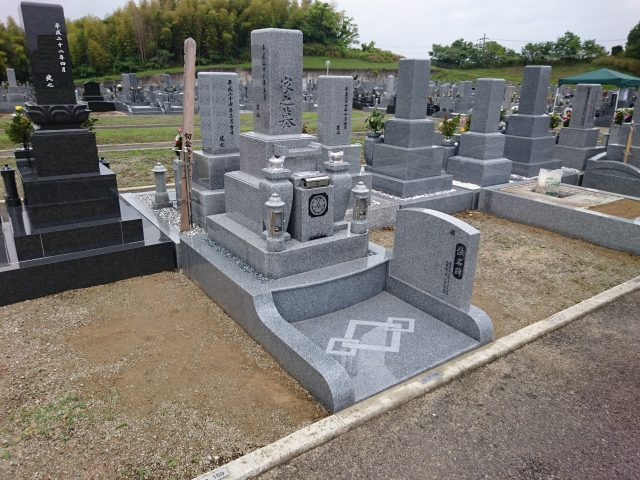 施工例3㎡未満1-29 岸和田 流木墓苑