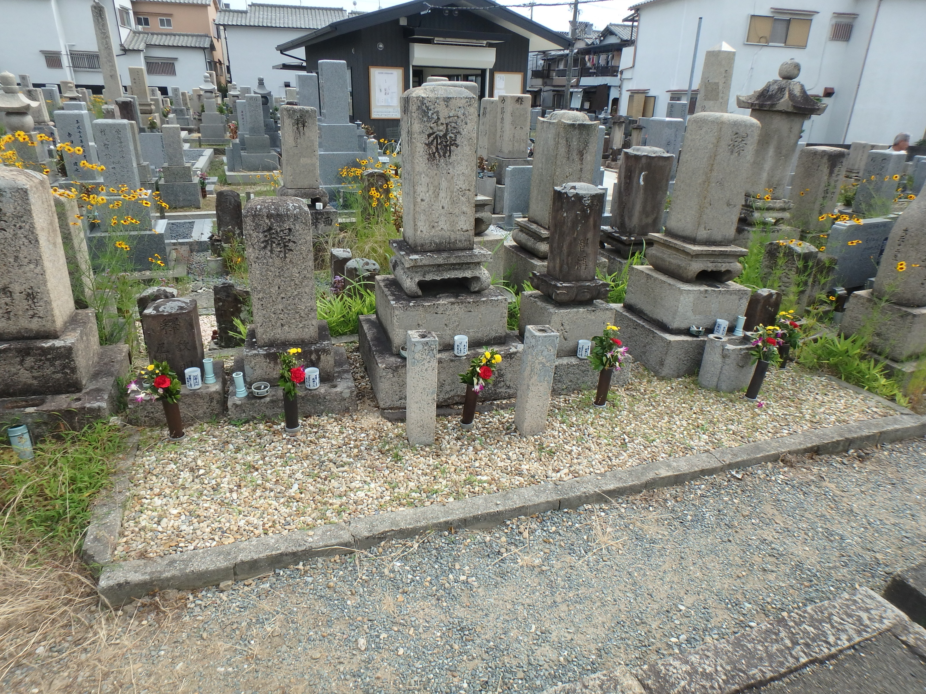 堺市西区 大鳥共同墓地のBefore画像