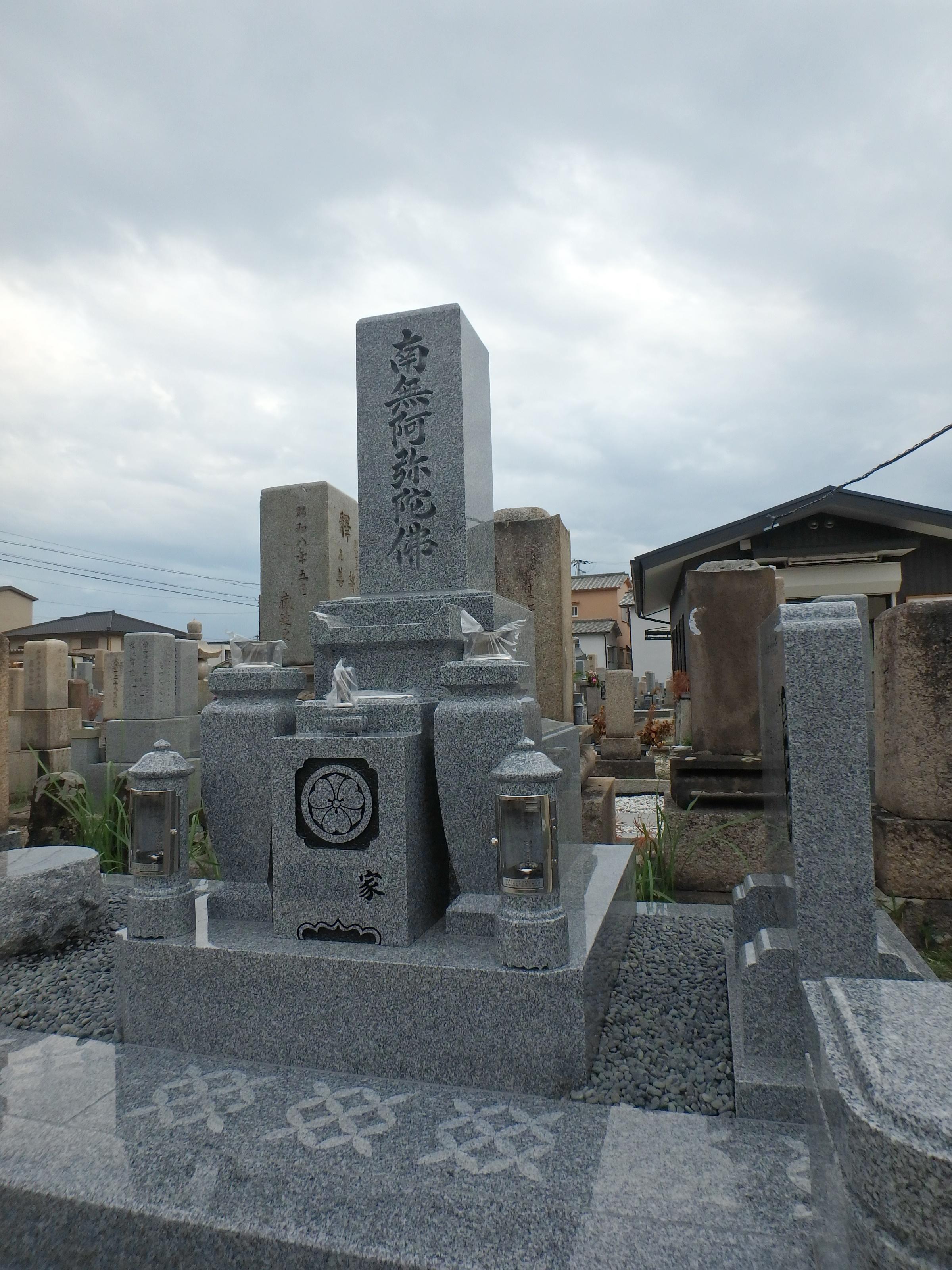 最高級品4-15 堺市西区 大鳥共同墓地の詳細画像1