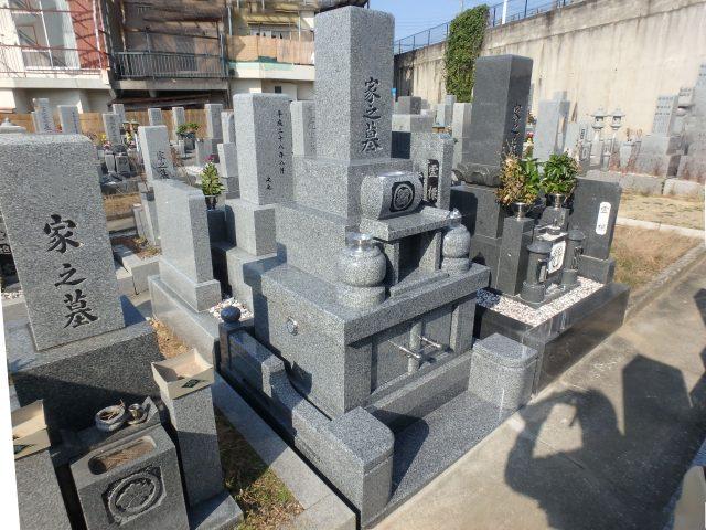 最高級品4-17 堺市中区 八田霊園