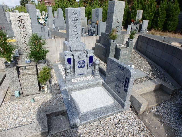 施工例3㎡未満1-30 堺市西区 鳳丈六墓地
