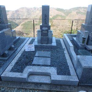 お墓のお引っ越しが多くなってきました。