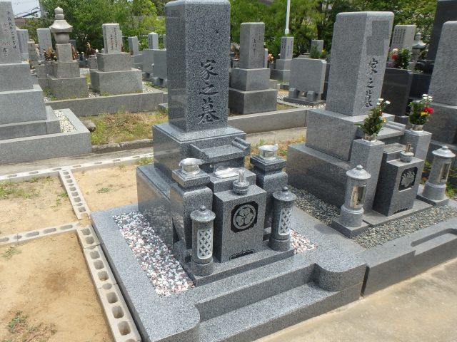 施工例3㎡未満1-34 堺市中区 地域墓地