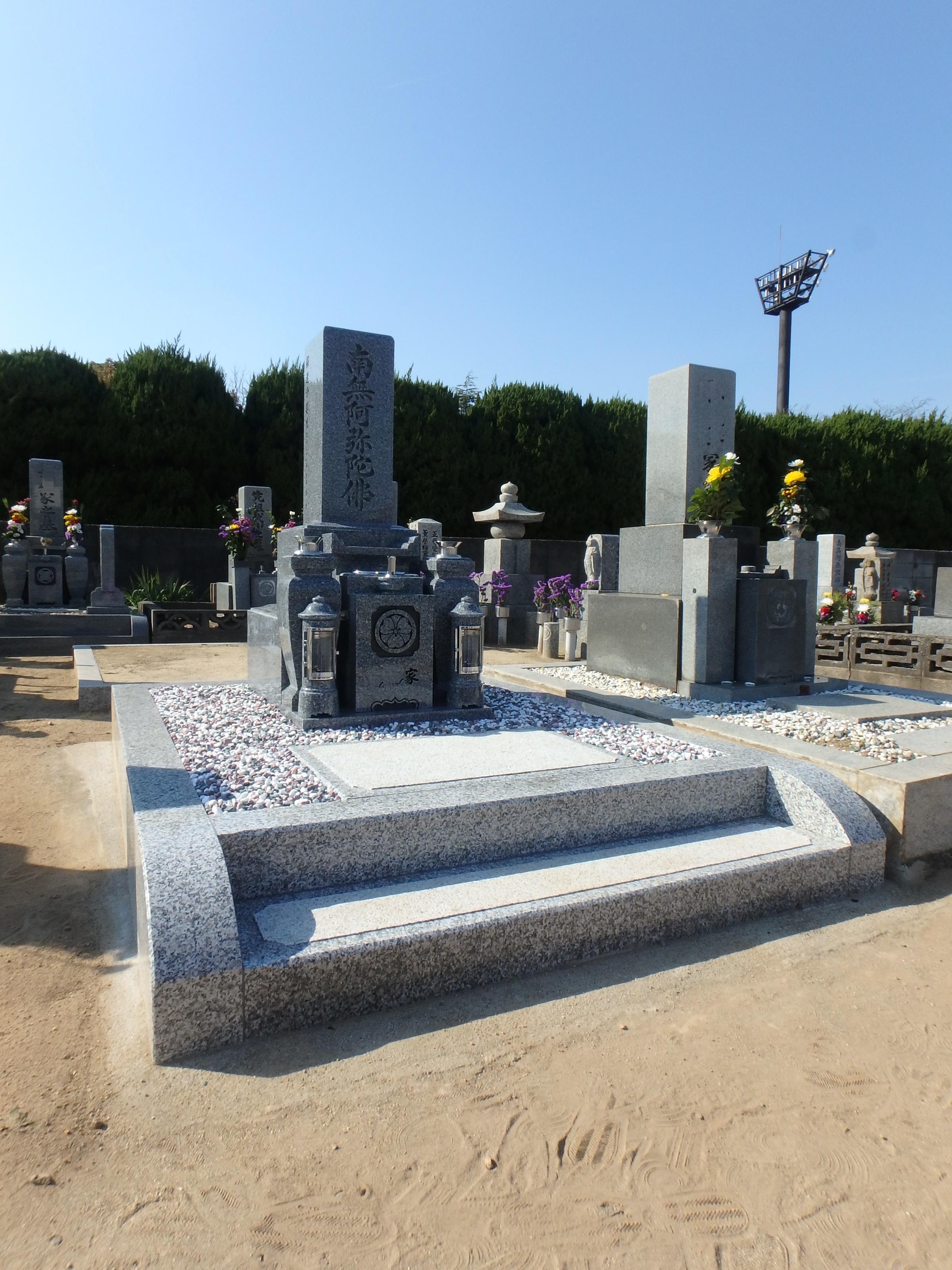 施工例3㎡以上2-43 泉大津市 助松墓地