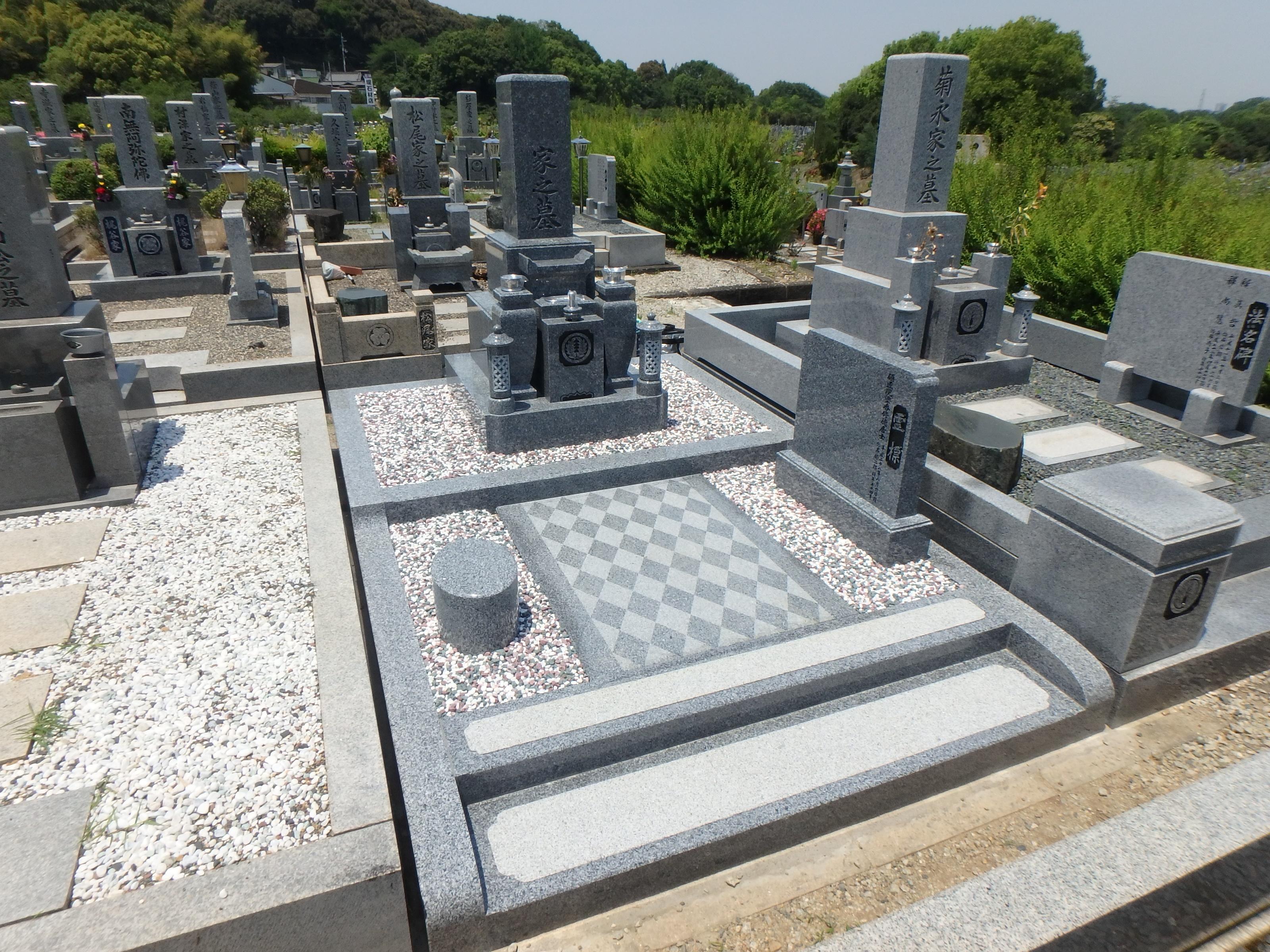施工例3㎡以上 2-44 堺市霊園