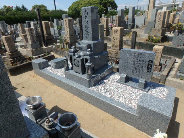 施工例3㎡以上2-45 泉大津市 助松墓地