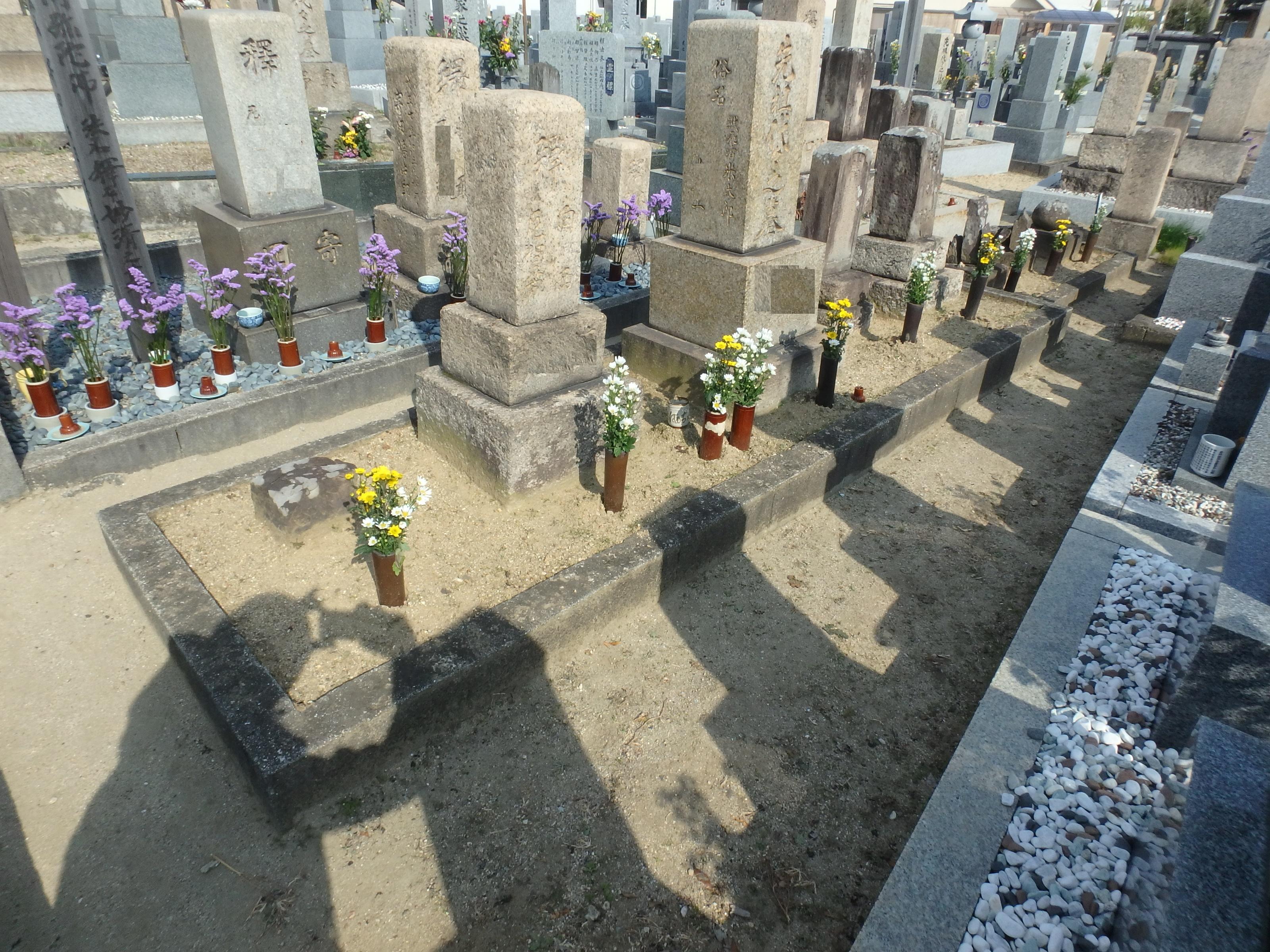 施工例3㎡以上2-45 泉大津市 助松墓地の詳細画像1