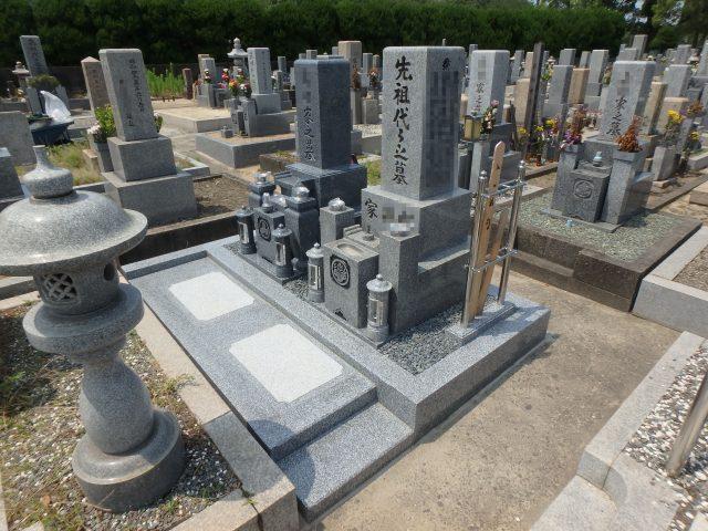 施工例3㎡以上 2-45 泉大津市 助松墓地