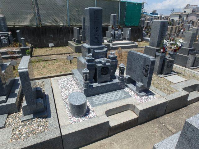 施工例3㎡未満1-35 堺市西区 草部横坂墓地