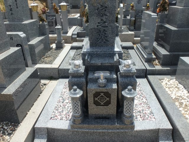 施工例3㎡未満1-39 和泉市 観音寺墓地