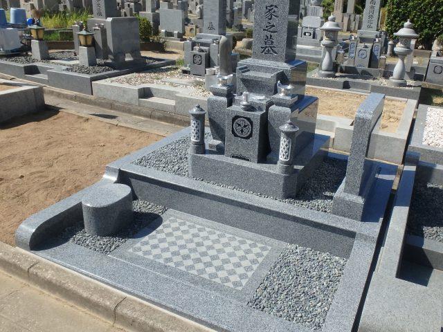 施工例3㎡以上2-47 大阪狭山市公園墓地