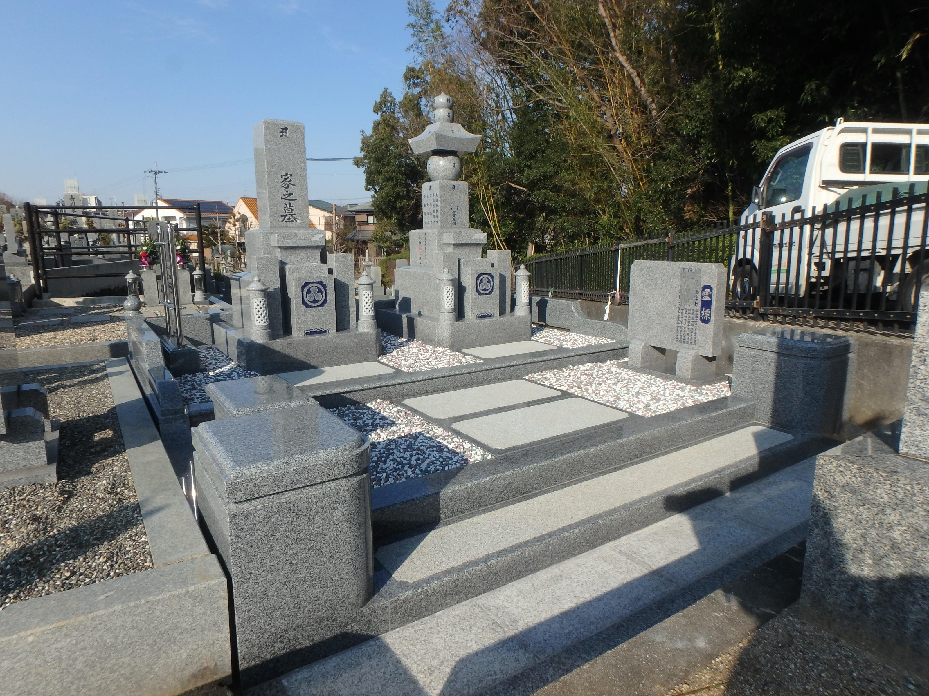 最高級品 4-18 堺市南区 地域墓地の詳細画像2