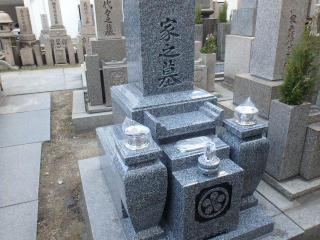 施工例3㎡未満1-40 大阪市北区寺院墓地