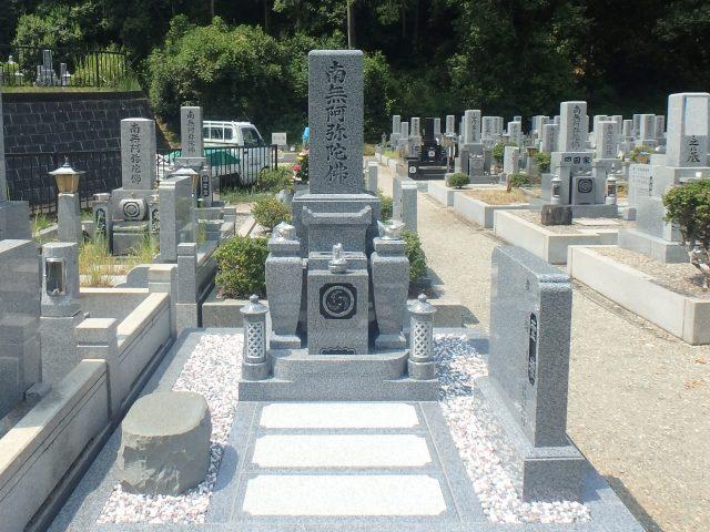 施工例2-48 堺市霊園 鉢ヶ峰