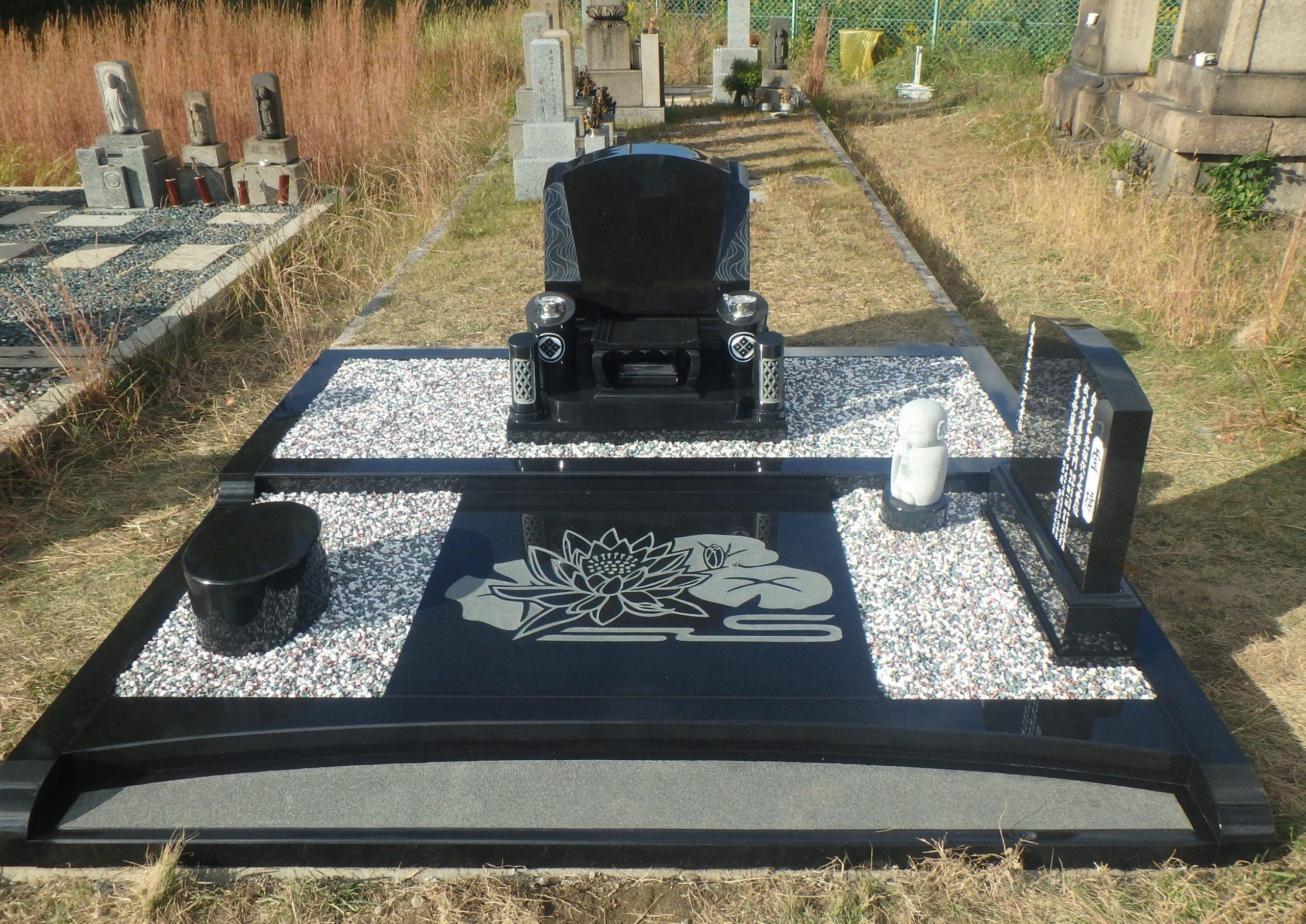 施工例3-45 堺市立墓地